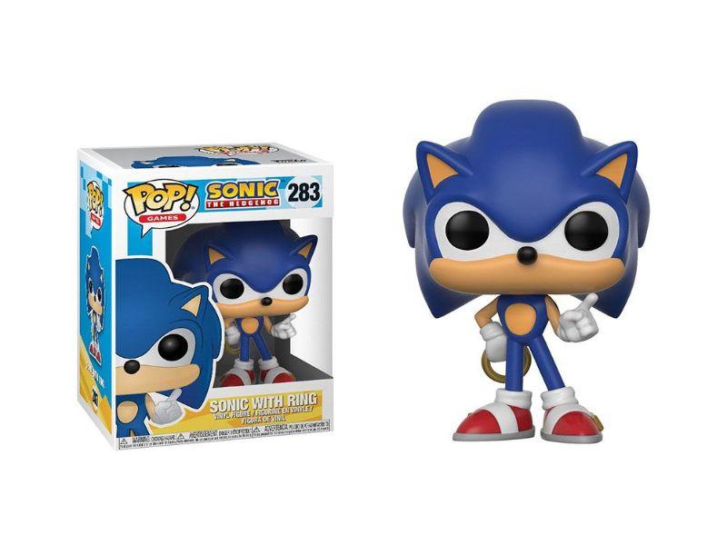 Figuras de Sonic funko pop