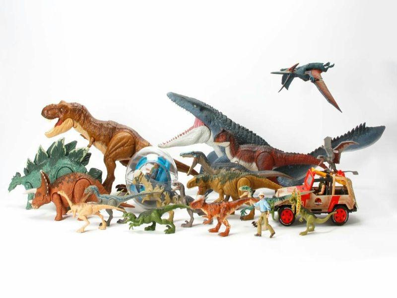 Juguetes Jurassic Park buenos y baratos