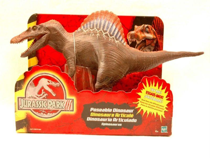 Juguetes Jurassic Park originales