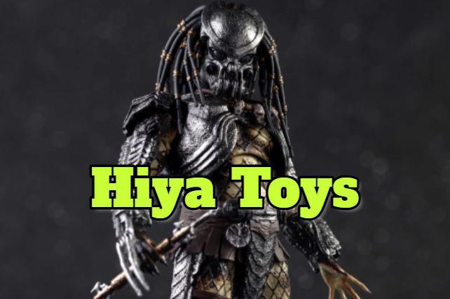 comprar figuras Hiya Toys