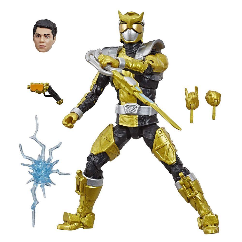 Muñecos Power Rangers originales