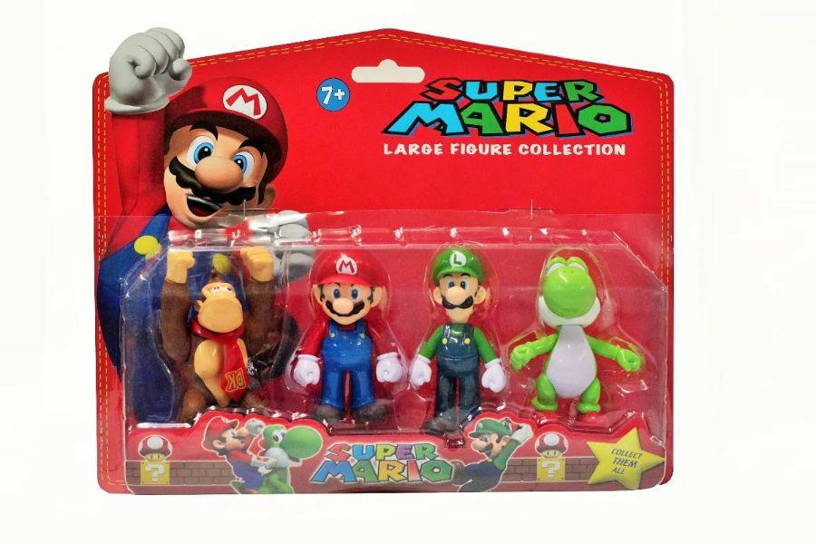 Regalos de Super Mario Bros para grandes y niños