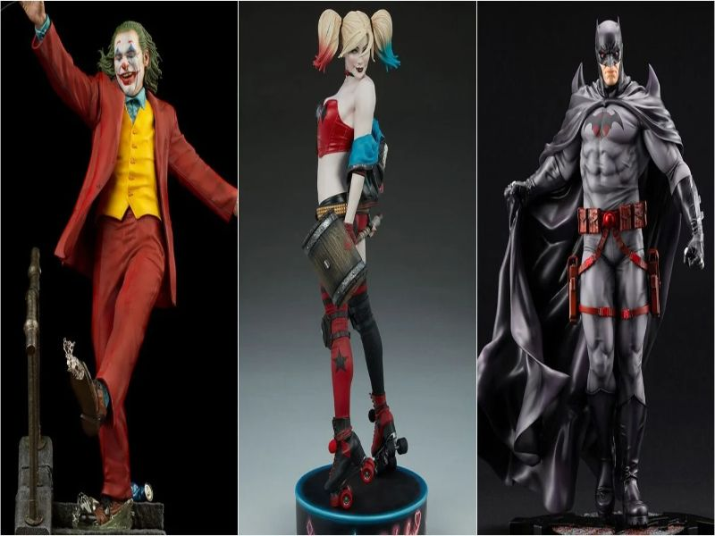 Sideshow Collectibles reales