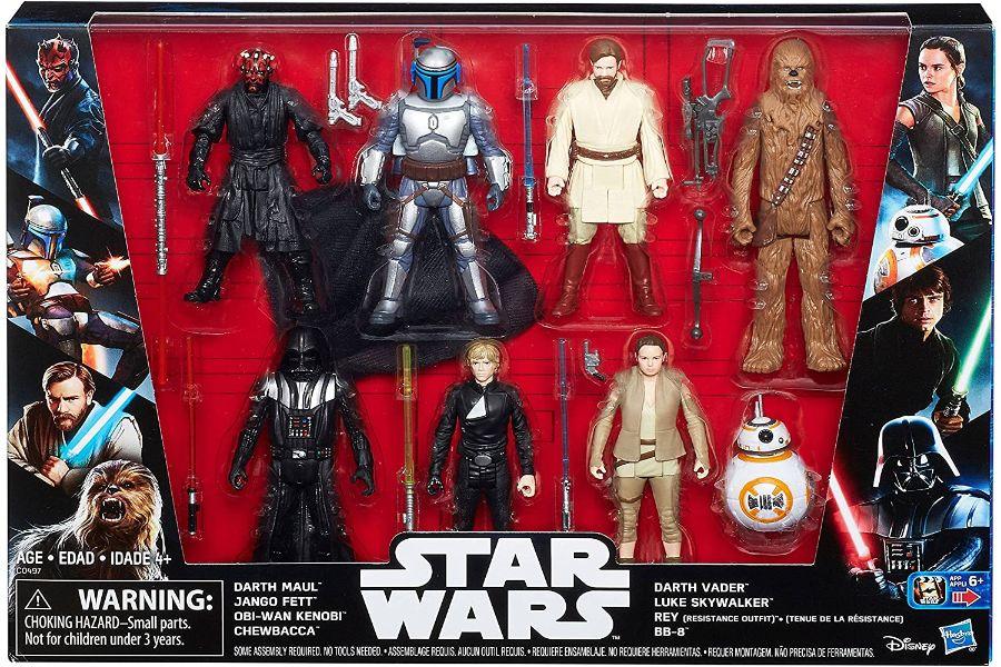 Star Wars Hot Toys originales