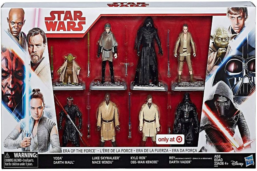 Star Wars Hot Toys para ti