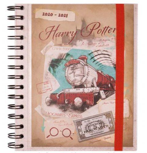 comprar agendas frikis de harry potter