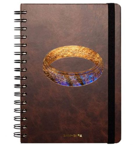 Agenda friki lord of the rings, agenda friki señor de los anillos