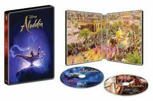 Comprar Steelbooks de Aladdin