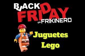 Ofertas y descuentos black friday en Legos