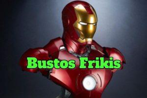 bustos de personajes de peliculas frikis, bustos de personajes, bustos frikis