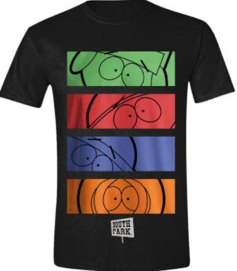Camisetas de South Park