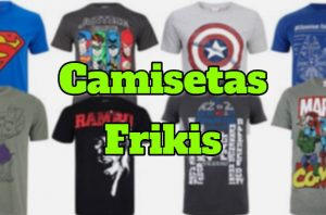 camisetas frikis baratas, comprar camisetas frikis originales hombre