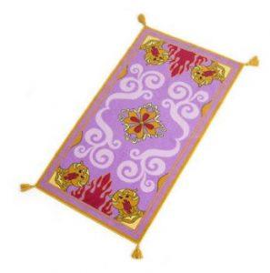 Alfombras y juguetes de la alfombra de Aladino