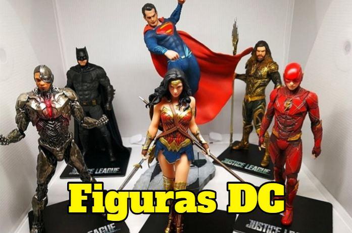 comprar figuras dc cómics, funko pop DC comics, coleccion figuras dc