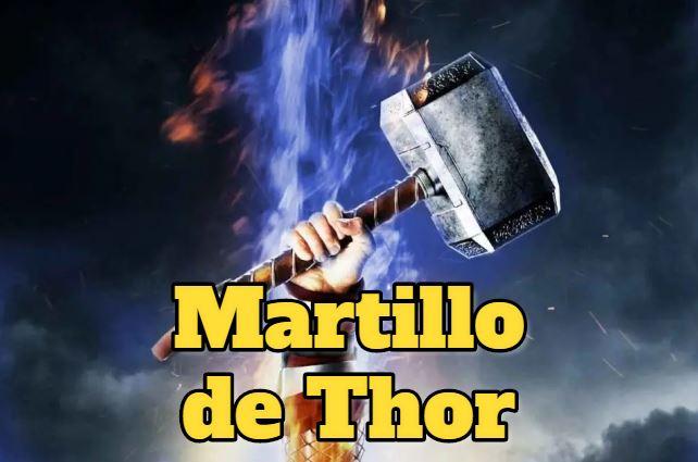 Comprar merchandising y productos del martillo de thor, comprar martillo de thor, comprar réplicas y juguetes del martillo de thor