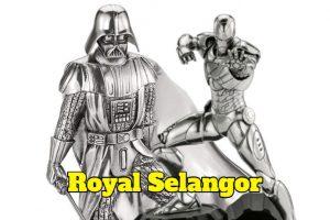 merchandising figuras regalos arte esculturas royal selangor