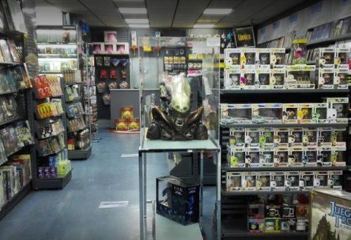 Nostromo Cómics Sevilla, Excelente tienda friki en Sevilla