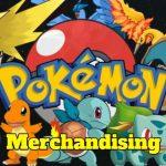 merchandising y regalos de pokemon, juguetes, ropa