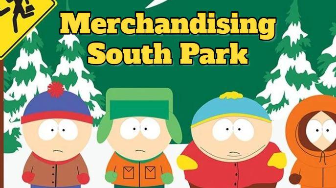 productos y merchandising de south park