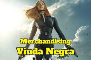 regalos y merchandising de viuda negra