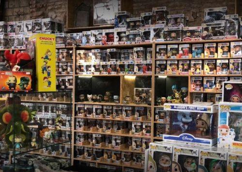 Mejores Tiendas Frikis en Sevilla, Raccoon Games