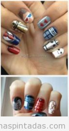 diseño de uñas originales