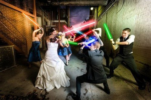 votos matrimoniales originales y frikis