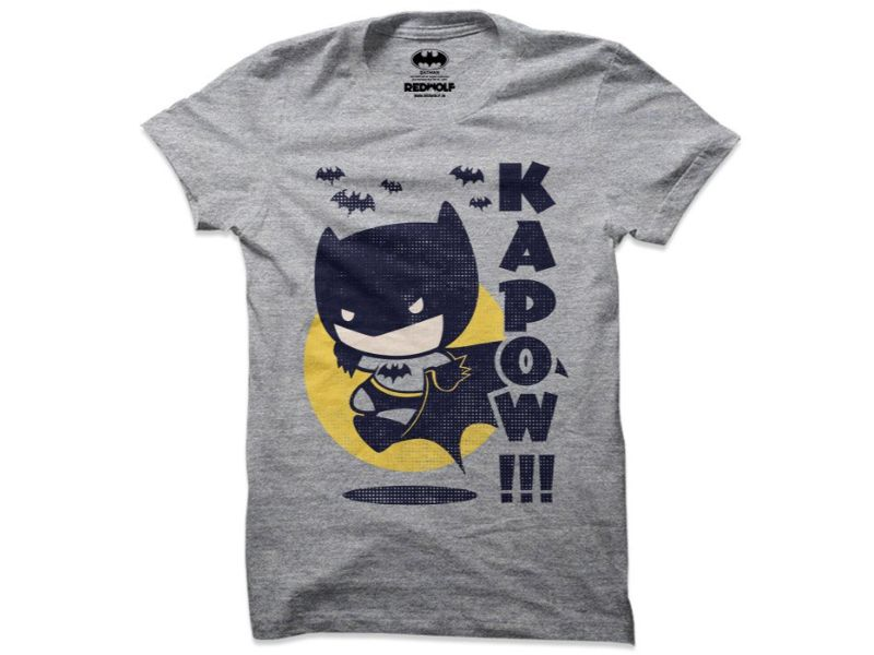 Camisetas Batman animada