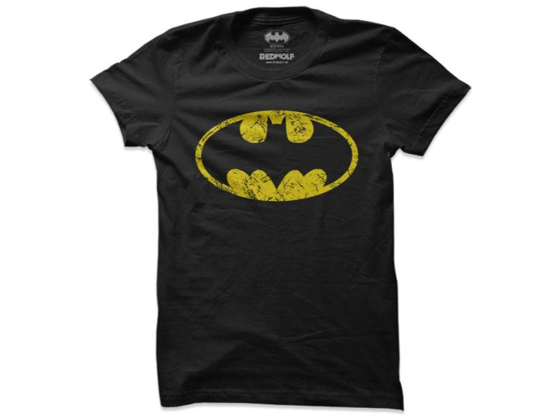 Camisetas Batman negras