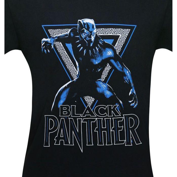 Camisetas Black Panther negras