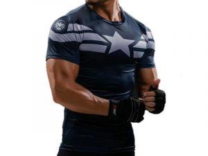 comprar camisetas del capitan america, camiseta de capitan america para hombre mujer niño o niña. Camisetas ajustadas de cap