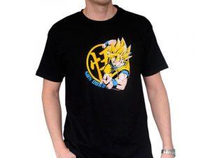 comprar camisetas de dragon ball para hombre, mujer, niño y niña. Camiseta de dragon ball barata