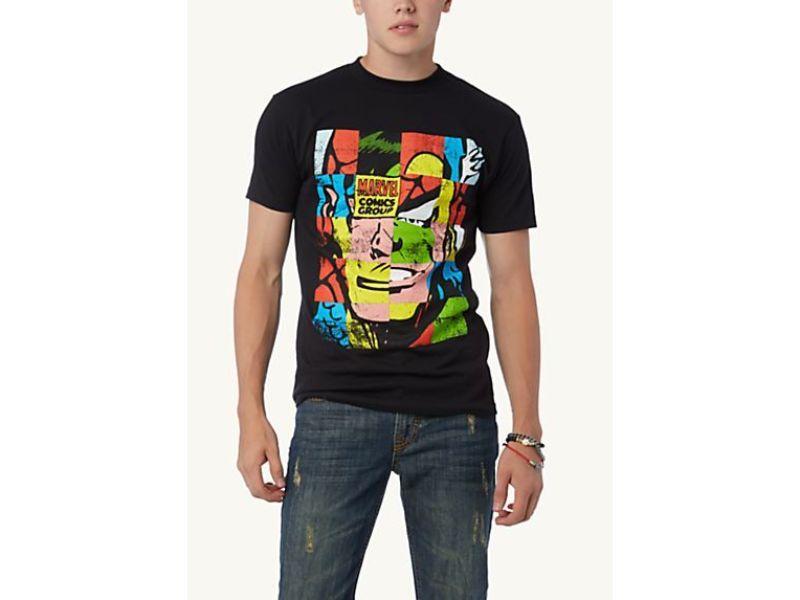 Camisetas Marvel clasica
