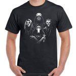 Camisetas Star Wars con personajes