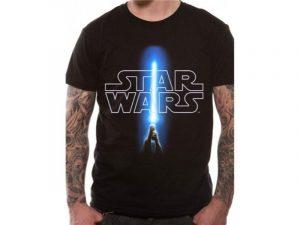comprar camisetas frikis de star wars baratas