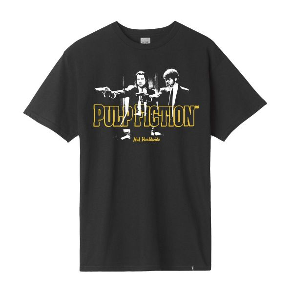 Camisetas tarantino negras