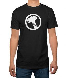 Camisetas Thor con chico