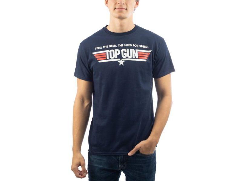 chico con Camisetas Top Gun