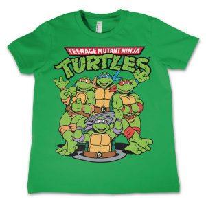 camisetas tortugas ninja para niños