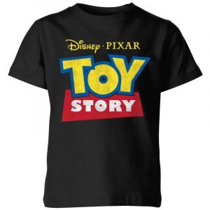 Camisetas Toy Story negra
