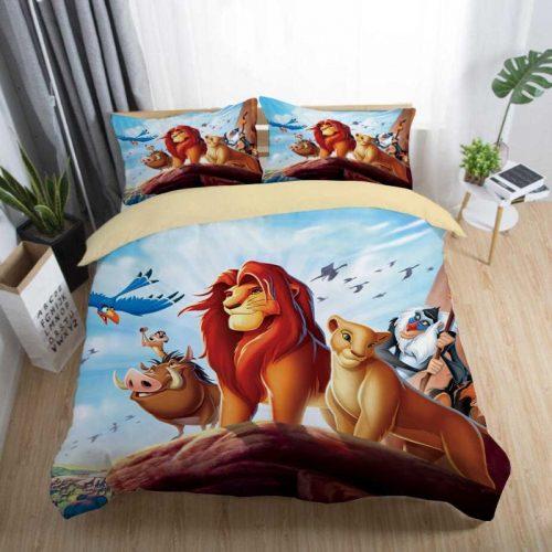 comprar sabanas y edredones del rey león en venta, fundas nórdicas y ropa de cama