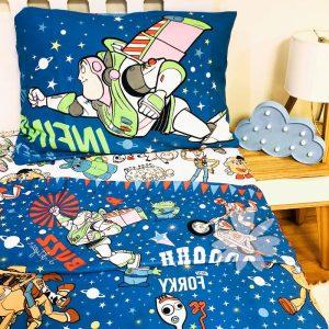comprar sabanas de Toy Story baratas, edredones ropa de cama y fundas nordicas, buzz y woody