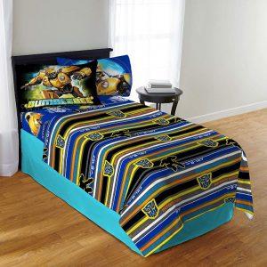 comprar Sabanas Transformers para cama infantil