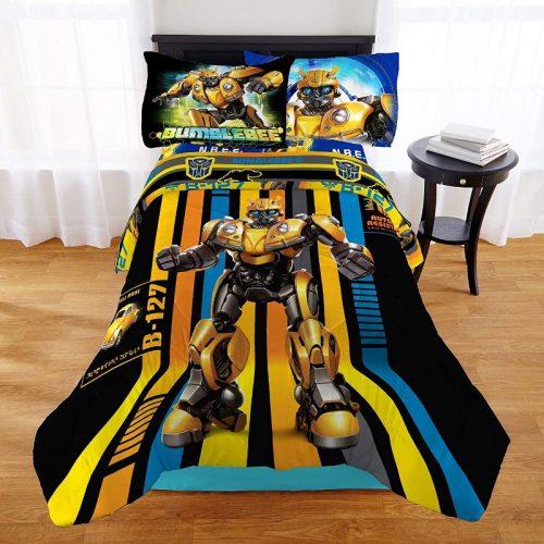 comprar Sabanas Transformers edredon transformers