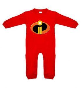 pijama entero de los increibles disney pixar para bebé