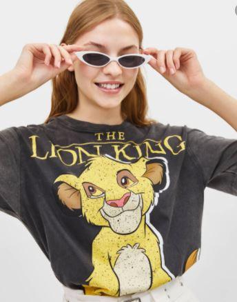 comprar camisetas de el rey leon, camisetas el rey león baratas para hombre, mujer, niños y niñas y adultos