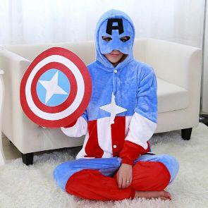 comprar pijamas frikis del capitán américa