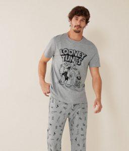 comprar pijamas de looney tunes para toda la familia y en todas las tallas