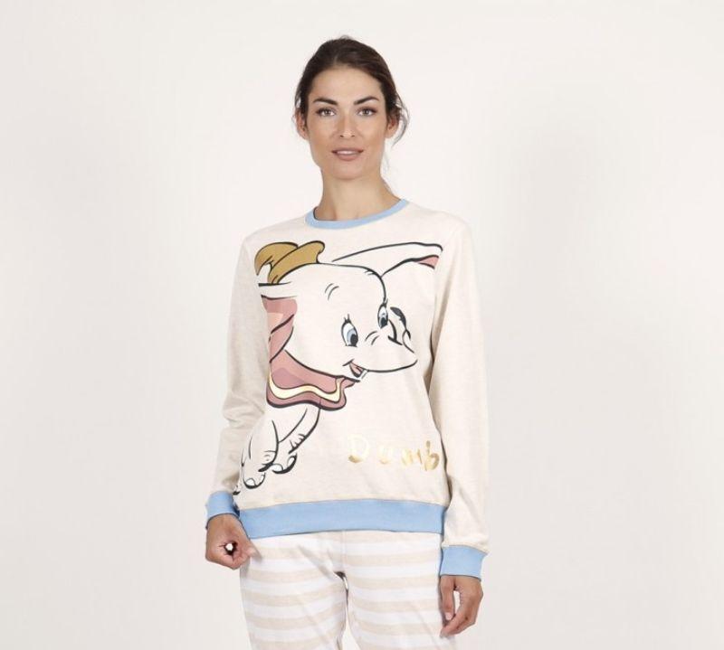 comprar pijamas dumbo baratos, pijamas de dumbo de disney al mejor precio para mujer o niñas