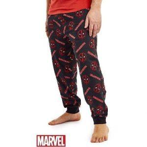 pijama deadpool con telas de calidad